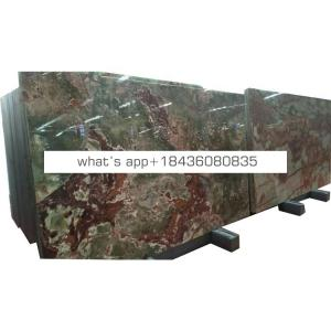 Factory price panel natural transparent green onyx marble green onyx stone