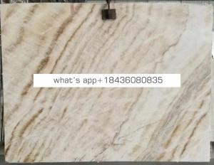 Illuminated bar texture brown transparent wall panel onyx slabs price