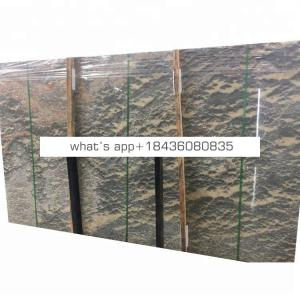 Semi precious stone slabs cappuccino grey marble backlit onice onyx wall panel